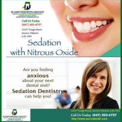 Sedation and Nitrous Oxide Aurora