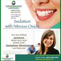 Sedation and Nitrous Oxide Aurora