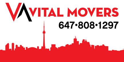 Vital Movers - Logo